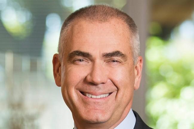 Henri Richard, vice-président exécutif chez NetApp, est à l'origine de l'accord signé avec Lenovo. (Crédit NetApp)