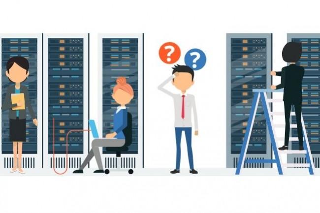 56% des décisionnaires IT interrogés par Vanson Bourne estiment que le plan de relève des équipes de maintenance des mainframes n'a pas été correctement mis en oeuvre. (Crédit : LzLabs et Microsoft)