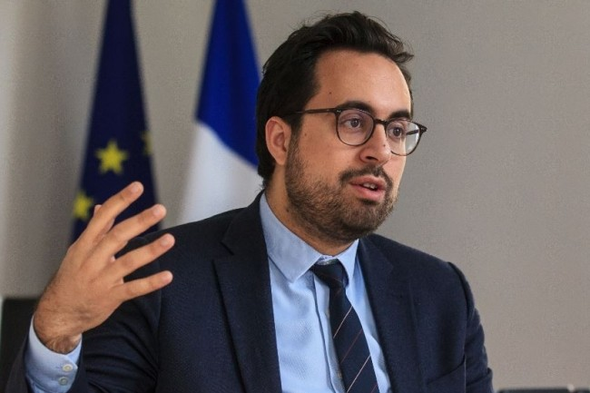 Mounir Mahjoubi justifie son rattachement à l'Economie