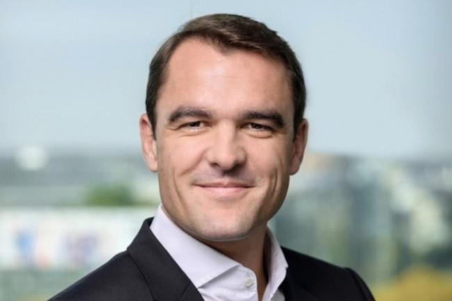 Jérôme Barrier a rejoint Microsoft France il y a 11 ans. (Crédit : Microsoft)
