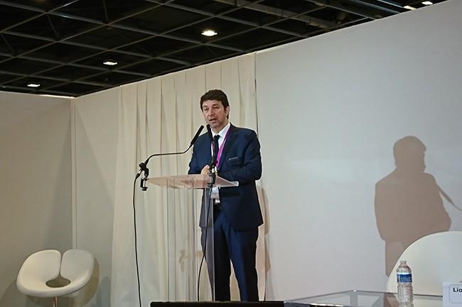 Pour Lionel Baraban, fondateur et directeur de Famoco, « les métadonnées sont hors toutes réglementations ». (Crédit : Nicolas Certes)