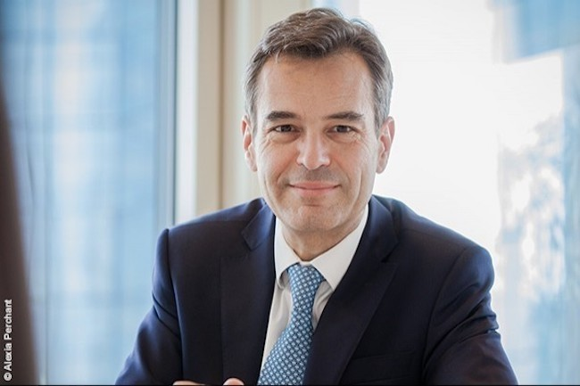 Christophe Leblanc, directeur des ressources et de la transformation numérique du groupe Société Générale, pilote notamment l'IT mais pas seulement.