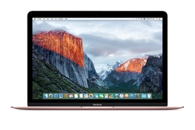 Apple n'a pas renoncé à son projets de Mac animé par une puce ARM. (Crédit Apple)