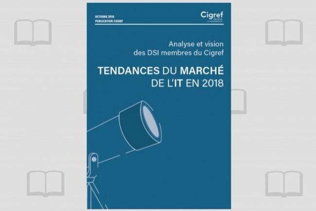 Le Cigref a diffusé une brève synthèse des tendances du marché.