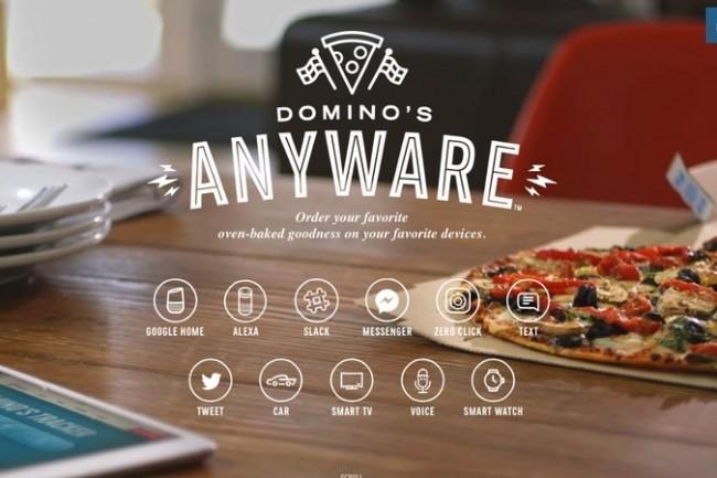 Presque tous les chemins mènent à Domino's Pizza. (Crédit D.R.)