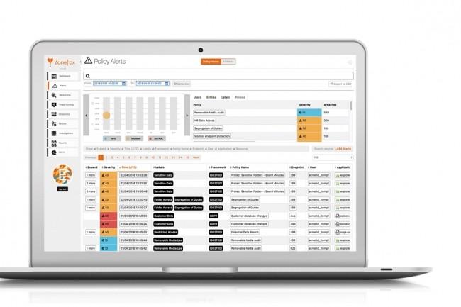 L'acquisition de ZoneFox permettra à Fortinet d'offrir une meilleure visibilité sur les points finaux, les flux de données et le comportement des utilisateurs.