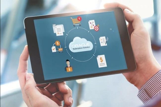 Oracle promeut le mode abonnement auprès de ses clients. (Crédit Oracle)