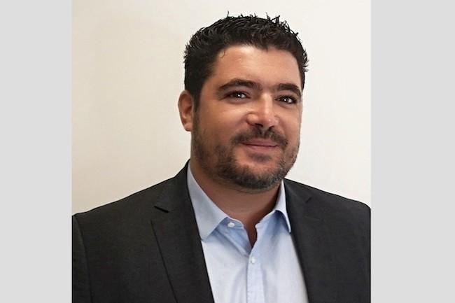 Yacine Kherbane a rejoint Nutanix en septembre 2014 et avait en charge le marketing de l'Europe du Sud jusqu'à aujourd'hui. (Crédit : Nutanix)