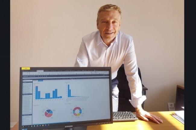 Franck Lasserre, DSI du Groupe Weishardt, a choisi une solution conseillée par un réseau de pairs.