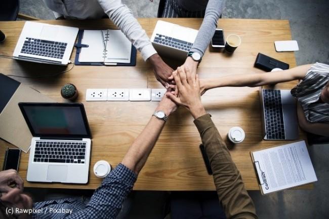L'étude montre le lien évident entre business et confiance.