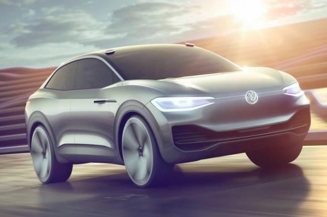 Dès 2019 commenceront les premiers tests des solutions de Mobility as a service en Israël impliquant Volkswagen avec notamment son véhicule autonome électrique basé sur le prototype I.D. Crozz. (crédit : Volkswagen)