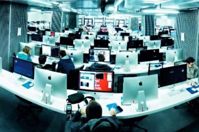 L'école 42 a été mise en demeure par la Cnil de changer sa vidéosurveillance excessive. (Crédit : Ecole 42)