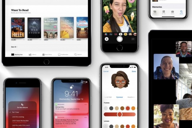 D'utiles à sympathiques, la version 12.1 d'iOS apporte un lot bienvenu de fonctionnalités. (crédit : Apple)