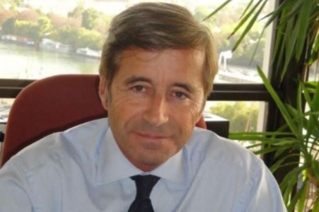 Lyonel Rouast est partner et président d'ISG pour l'Europe du Sud, le Moyen Orient et l'Afrique. (crédit : D.R.)