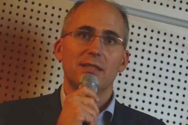 Nicolas Fernandez, directeur Cybersécurité de Saint-Gobain, a mis en perspective l'usage de l'IA au sein du cyberSOC. (Crédit : Jacques Cheminat)