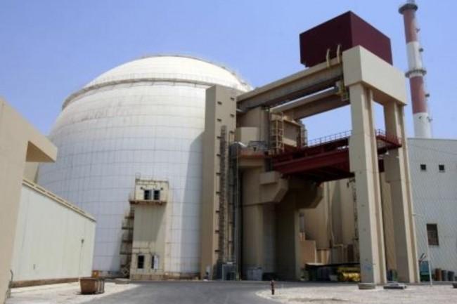 La centrale nucléaire de Bouchehr, en Iran, a été mise en service en septembre 2011. (crédit : D.R.)