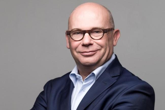 Jean Charles Deconninck, président du directoire de Generix Group qui a pour directrice générale Aïda Collette-Sène qui n'a pas souhaité nous communiquer de photo. (Crédit : D.R.)