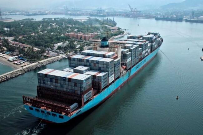 La gestion de la chaîne d'approvisionnement constitue sans doute l'une des applications les plus importantes de la blockchain. (crédit : IBM / Maersk)
