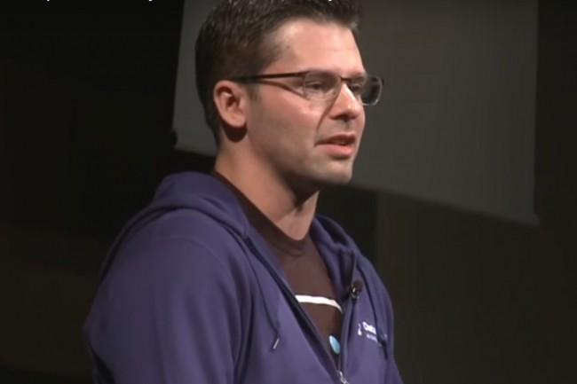Jeremy Achin, co-fondateur et CEO de DataRobot.