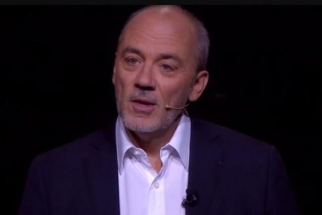 Stéphane Richard, PDG d'Orange, va prendre la présidence de la GSMA pour deux ans. (crédit : D.R.)