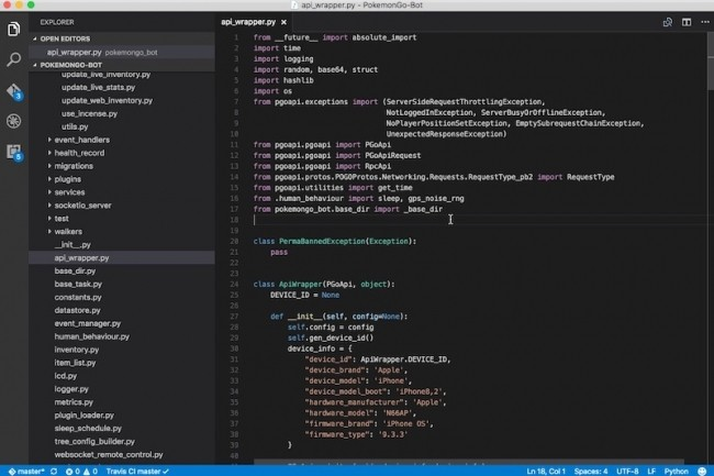 L'add-on Python de Visual Studio Code se branche sur les data sciences.