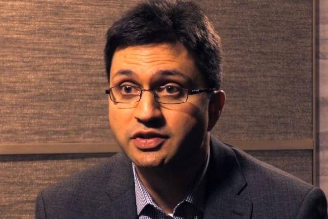 Netskope, dont le CEO est Sanjay Beri, a passé la barre des 400 millions de dollars levés depuis sa création en 2012. (crédit : D.R.)