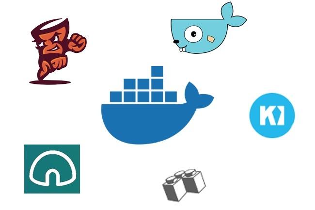 Dans la plupart des cas, les outils présentés tirent parti des workflows techniques et des stratégies de déploiement proposées par Docker.