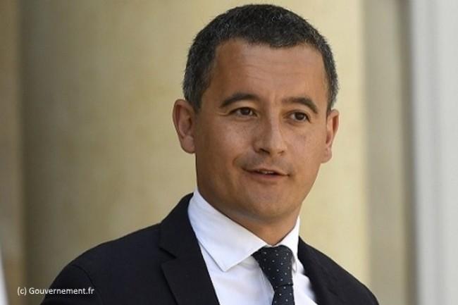 Gérald Darmanin, Ministre de l'Action et des Comptes Publics, a annoncé les 16 lauréats du deuxième appel à projets le 12 novembre 2018. (Crédit : Gouvernement)