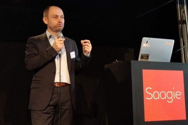 Benoît Marichal, responsable du programme data, s'appuie sur la plateforme Saagie pour faciliter les projets impliquant des données. (Crédit : D.R)