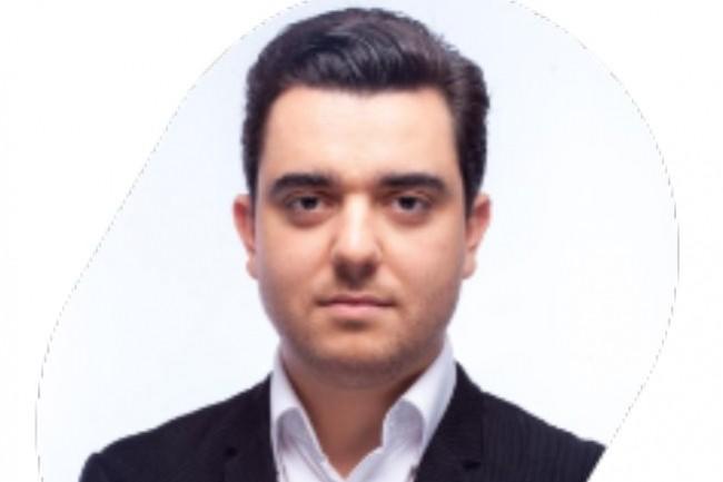 Vincent Sciandra, CEO de Metron, vise 8 millions d'euros de chiffre d'affaires pour sa société en 2019. (crédit : D.R.)