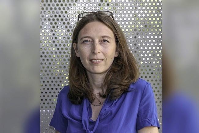 Véronique Eloy est responsable du digital de la division Banque d'entreprises chez HSBC France depuis bientôt deux ans et a mené le déploiement d'Adobe Sign dans la division. (Crédit : HSBC)