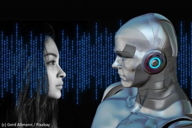 La machine permet de mieux prendre en compte l'humain.