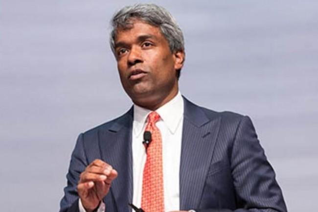 Thomas Kurian, président du développement produits chez Oracle jusqu'à fin septembre 2018 remplace chez Google Diane Greene qui a contribué au développement de sa division cloud depuis 2015. Crédit. D.R.