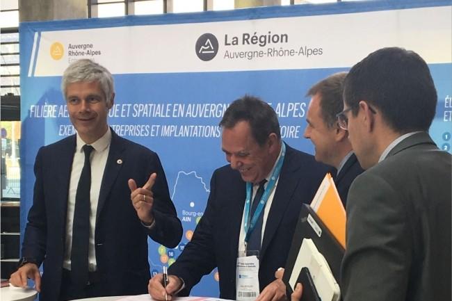 Percall Recrute Dans Le Plm Et L Iot Avec La Region Rhone Alpes Et