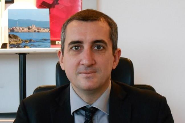 Patrick Duverger, DSI de la ville d'Antibes, est en lice pour la Personnalité IT 2018, le palmarès annuel des lecteurs du Monde Informatique. (crédit : D.R.)
