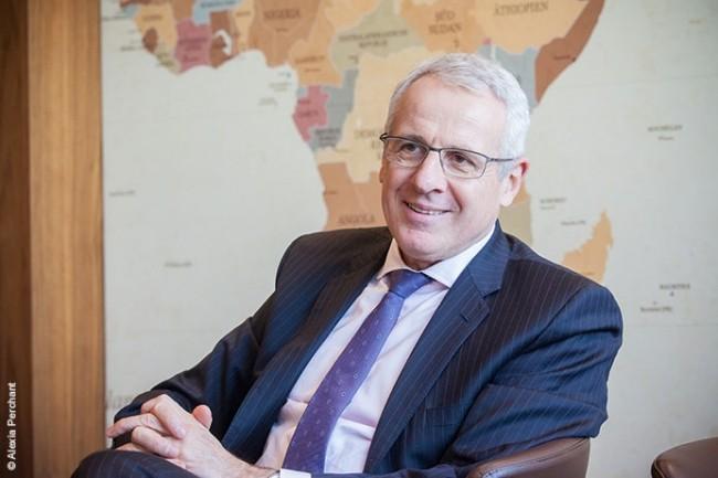 Gilles Lévêque, directeur des systèmes d'information du Groupe ADP (ex-Aéroports de Paris), travaille à la digitalisation du parcours passager.