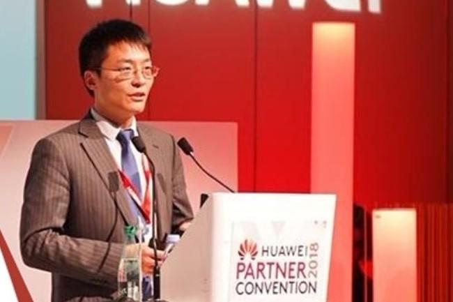 « Présent en France depuis 16 ans, Huawei n'a qu'une seule ambition : proposer les meilleures briques technologiques à nos clients et partenaires afin qu'ils puissent développer leur compétitivité à l'international », a indiqué le directeur général de Huawei Shi Weiliang. (crédit : D.R.)