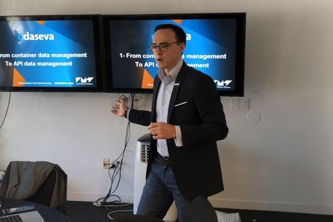 Solution pour la sauvegarde des données dans le cloud, centrée sur les entreprises clientes de Salesforce, Odaseva ajoute la conformité RGPD à son arc, nous a indiqué Sovan Bin. (Crédit S.L.)