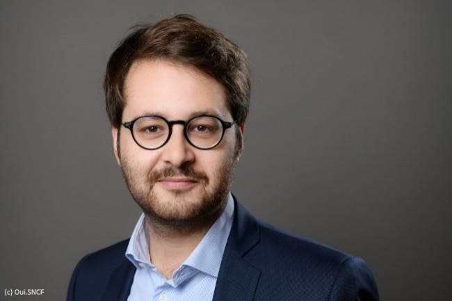 Arnaud Coiffard rejoint le groupe SNCF � 31 ans.