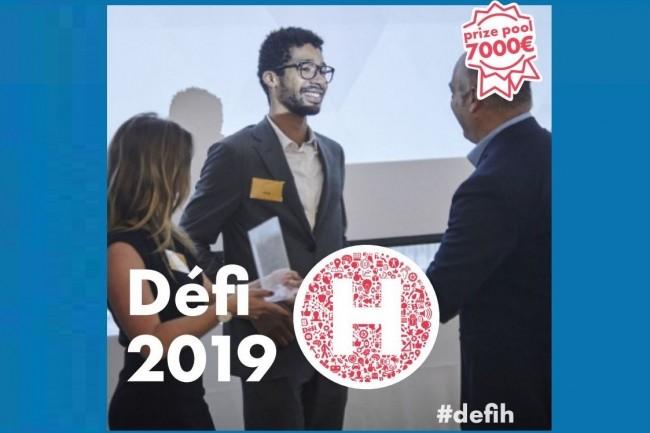 Les équipes RH et innovation de Sogeti sont allées présenter le nouveau format du Défi H 2019 dans les établissements d'enseignement supérieur à travers la France. (Crédit : Sogeti)