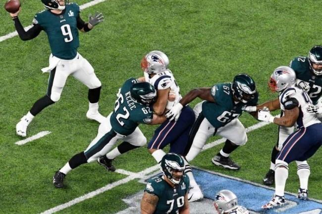 Avec SageMaker d'AWS, la NFL peut maintenant donner la probabilité qu'une passe soit complétée, par exemple à mesure que le receveur s'éloigne du quart-arrière. (crédit : D.R.)