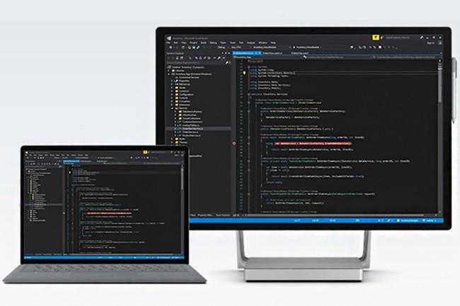 Les trois frameworks WPF, Windows Forms et WinUI XAML sont téléchargeables à partir de leurs référentiels GitHub respectifs. (Crédit : Microsoft)