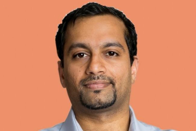 Vijay Balasubramaniyan, CEO et directeur technique de Pindrop, a co-fondé la société en 2011 avec Mustaque Ahamad et Paul Judge pour sécuriser l'authentification des interlocuteurs dans les centres d'appels. (Crédit : Pindrop)