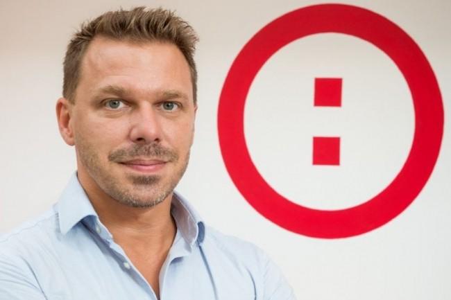 Frédéric Bardeau, co-fondateur et président de l'école Simplon a choisi d'ajouter la blockchain a son catalogue de formations IT. Crédit. D.R.