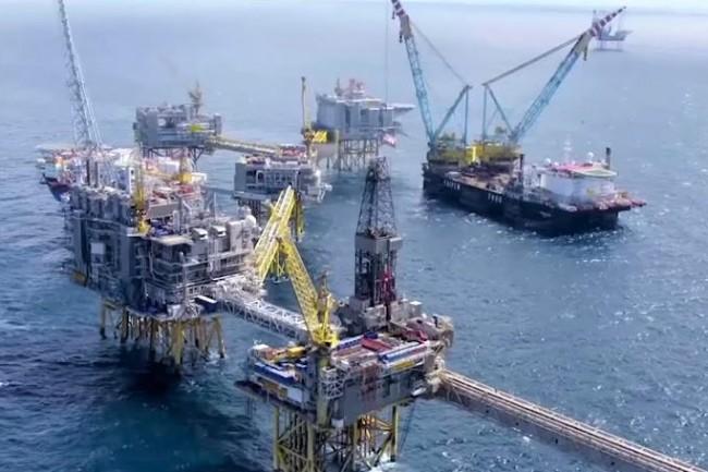 Spécialisé dans l'extraction pétrolière, Saipem a réalisé en 2017 près de 9 milliards d'euros de chiffres d'affaires et compte plus de 53 000 employés dans le monde. (crédit : Saipem)
