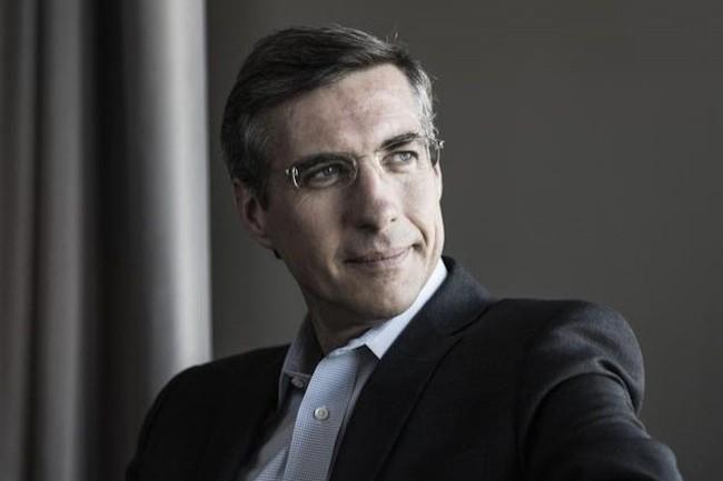 Ed McLaughlin, président des opérations et de la technologie de Mastercard (Crédit: Mastercard)