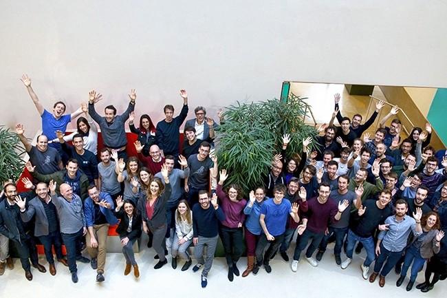 Dataiku compte aujourd'hui 200 salariés et son CEO, Florian Douetteau, espère doubler cet effectif d'ici fin 2019. (Crédit : Dataiku)