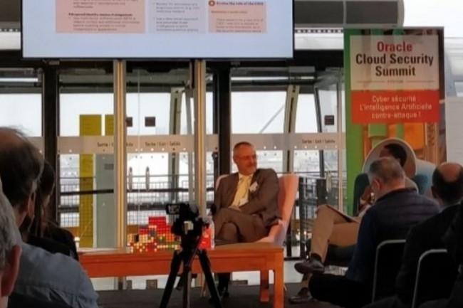 Jean-Christophe Doucement, CISO groupe de la Banque Postale, alerte sur l'apprentissage de l'IA qui peut diverger. (Crédit Photo : D.R.)