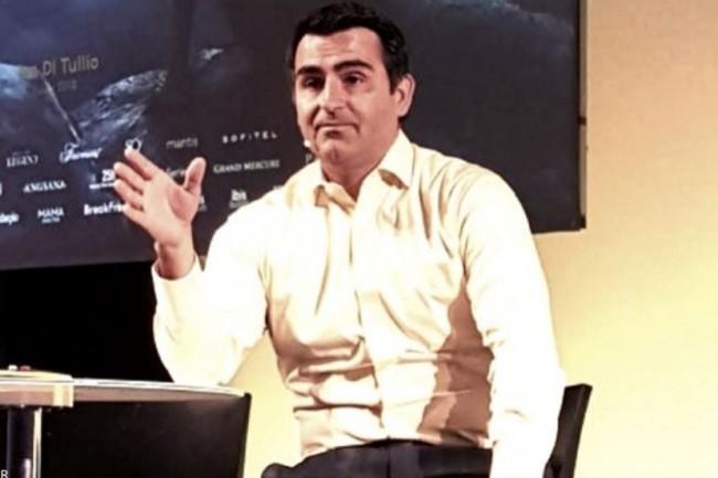 Ian Di Tullio, senior vice-président Guest chez AccorHotels, a déclaré « le digital au service de la personnalisation est au coeur de notre stratégie ». (crédit : D.R.)