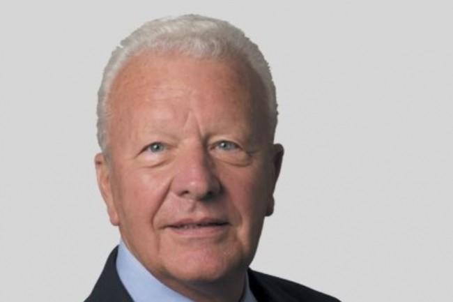 est président directeur général de l'entreprise Synergie qui a été créée en 1983. Crédit. D.R.